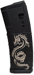 Dragon Engraved Magazine - PMAG M2 5.56 30RD